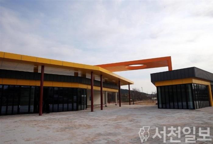 (26일) 서천군, 국립생태원 연계 거점관광지 시범운영 준비 (2, 거점관광지 모습).jpg