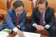 노박래 서천군수, 현안사업 정부예산 확보 막판 '총력'