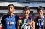 서천군청 육상팀 우상혁, 제100회 전국체육대회 남자 높이뛰기 금메달 획득' 2연패 달성'